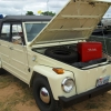 #1703 - 1973 White Thing (1973 VW THING)