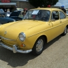 #1815 - 1969 Yellow/Toga White Type 3 Fastback