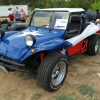 #2006 - 1973 red white blue Fiberglass Buggy