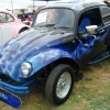 Bug Light (#2101) - 1969 Black Beetle Baja (Custom blue true fire paint)
