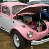 #2104 - 1960 pink/white Off-Road Buggy Baja