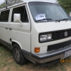 Happy Bus (#2503) - 1990 White Other Water Cooled (Vanagon)
