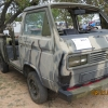 Bar of Justice (#2511) - 1986 camo Vanagon (hunting)