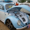 Sully (#0408) - 1961 Baby blue & White Beetle