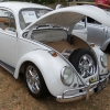 #0410 - 1966 Pearl White Beetle