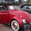 George (#0702) - 1961 Ruby Red Beetle Convertible