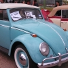 Carthy (#0703) - 1964 Pacific Blue Beetle Convertible