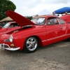 The Vintage Red  (#1502) - 1960 Red Karmann Ghia