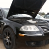 Passat W8 Sport 4motion (#2307) - 2003 black Other Water Cooled