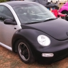 Gray G (#2405) - 2001 Silver Black New Beetle (mk4 new beetle daily driver)