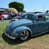 #0108 - 1956 Neptune Blue Beetle - Split/Oval