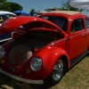 NuPenny (#0310) - 1961 Red Beetle (Sliding ragtop)