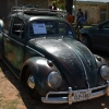 Angelo (#0326) - 1964 green/brown/black Beetle (lowered 64 beetle, stock 1200)