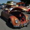 Iron Bug Man (#0333) - 1963 Red,Gold Beetle (-)