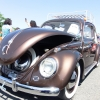 root beer (#0334) - 1962 brown Beetle