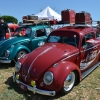 antique coca cola (#0409) - 1963 maroon Beetle (antique)