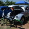 freebee (#0502) - 1970 silver Beetle (stock beetle)
