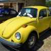#0519 - 1974 Yellow Beetle - Late Model/Super