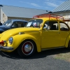 pikachu (#0605) - 1972 yellow Beetle - Late Model/Super