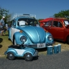 #0610 - 1973 Aqua/White Beetle - Late Model/Super