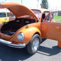 Super Beetle VW (#0612)