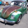 #0615 - 1970 GREEN Beetle