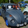 coming undone (#0617) - 1976 greyish blue Beetle