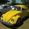 Charles Ford (#0623) - 1975 Rallye Yellow Beetle