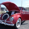George (#0704) - 1961 Ruby Red Beetle Convertible