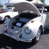 #0801 - 1968 White Beetle Convertible