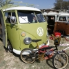 Kermit (#1010) - 1964 Green Bus - Split Window