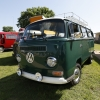 #1115 - 1970 green/white Bus - Bay Window