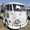 PABLO'S HONEY WAGON (#1209) - 1967 PEARL WHITE Bus - Split Window Camper