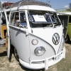 Campo (#1212) - 1963 Grey/White Bus - Split Window Camper