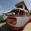 Carol Stimson (#1302) - 1975 Orange and white Other Air Cooled Camper