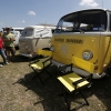 Daisey (#1313) - 1970 Yellow / White Bus - Bay Window Camper