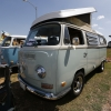 #1314 - 1970 Blue/white Bus - Bay Window Camper