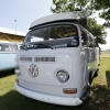 #1319 - 1970 White Suede Bus - Bay Window Camper