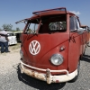#1408 - 1959 Red Bus - Split Window Single Cab