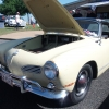 Barn Find (#1501) - 1963 Yellow Karmann Ghia