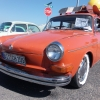 Surf Wagon (#1803) - 1970 Bright Orange Type 3 Squareback