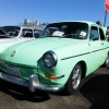 #1804 - 1964 GREEN Type 3 Notchback