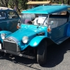 Maxi Taxi  (#1901) - 1967 Blue Kit Car (Blue maxi taxi)