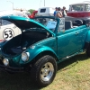 Jitterbug (#2105) - 1968 Teal Off-Road Buggy Baja (Completely restored in 2012.)