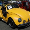 Super Vocho (#2210) - 1974 Yellow Beetle - Late Model/Super Convertible