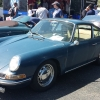 #2211 - 1967 Blue Porsche (1967 Porsche 912 all original)