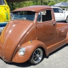 #2219 - 1970 brown Beetle (cab over bug)