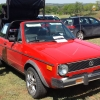 #2309 - 1984 Red, Black Top Other Water Cooled Convertible (Rabbit)