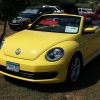 Schmetterling (Butterfly) (#2401) - 2013 Yellow New Beetle Convertible