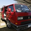 Vanagon GL (#2504) - 1991 Tornado Red Vanagon